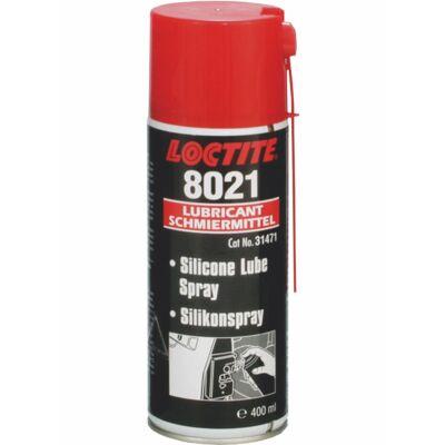 Loctite 8021 Általános felhasználású alacsony viszkozitású szilikon olaj 400 ml