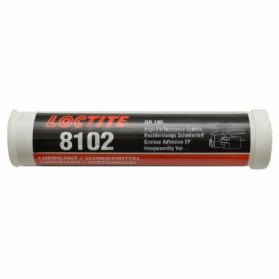 Loctite 8102 Nagy hőállóságú zsír a kopás és korrózió megelőzésére 400 ml