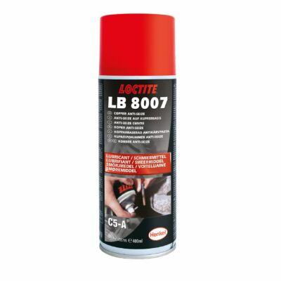 Loctite 8007 réztartalmú berágódásgátló spray 400 ml