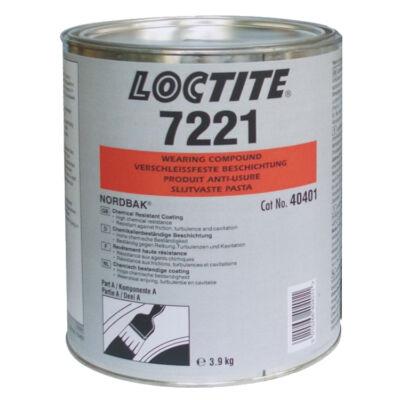 Loctite PC 7221 ecsetelhető kerámia bevonat 5.4 kg