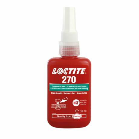 Loctite 270 nagy szilárdságú csavarrögzítő 50 ml
