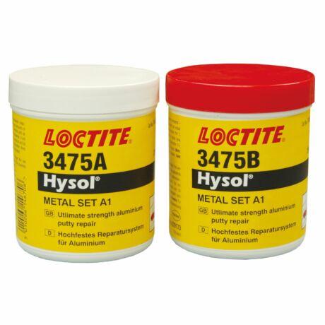 Loctite 3475 alumínium töltésű univerzális epoxi 500 gr