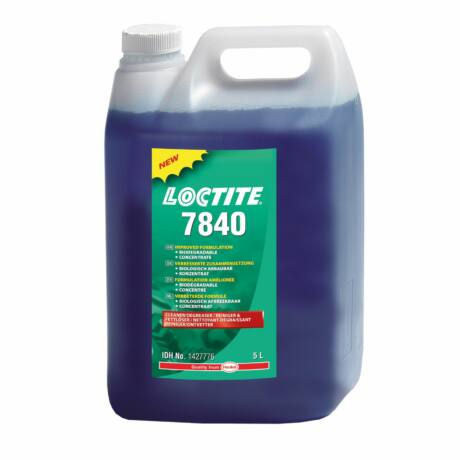 Loctite 7840 biológiailag lebomló felülettisztító 5 literes
