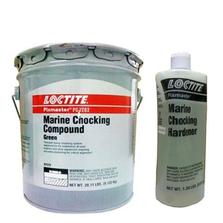 Loctite PC 7202 Marine Chocking 10 kg