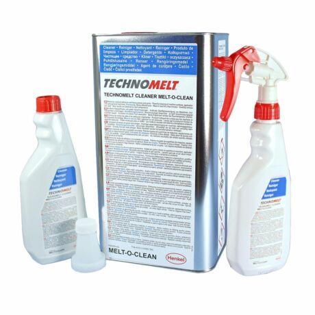 Technomelt cleaner Melt-o-clean hot melt ragasztó eltávolító folyadék 500ml
