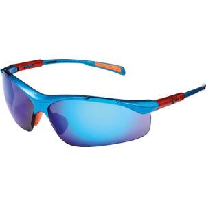 Cerva Nellore tükrös kék védőszemüveg
