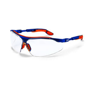 Uvex I-VO munkavédelmi szemüveg víztiszta lencsével (9160265)