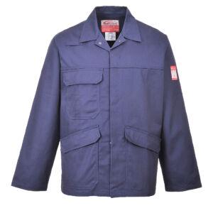 Portwest FR35 Bizflame Pro lángálló kabát navy színben