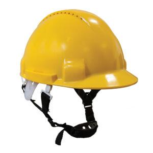 Portwest PW97 Monterosa védősisak sárga színben