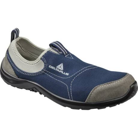 Delta Miami kék színű munkavédelmi félcipő S1P