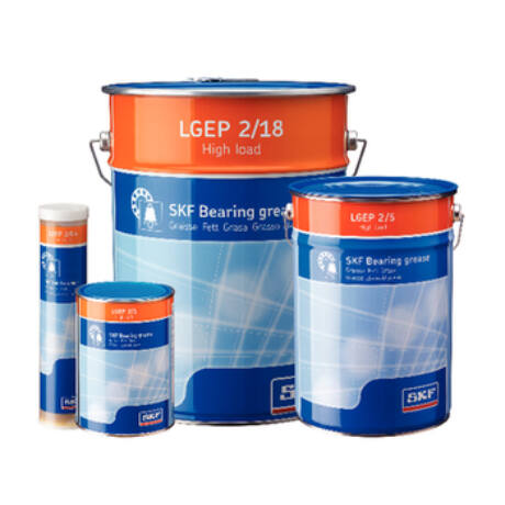SKF csapágyzsír LGEP 2/5 kg