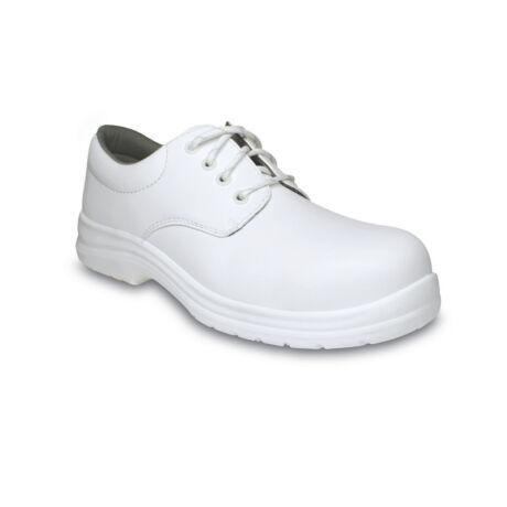 Coverguard Luna fehér színű munkavédelmi félcipő S2