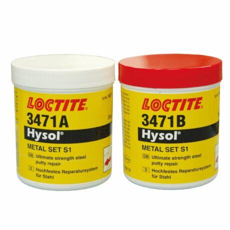 Loctite 3471 acél töltésű epoxy paszta 500 gr