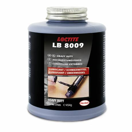 Loctite 8009 berágódásgátló ecsetes kupakkal 454 gr