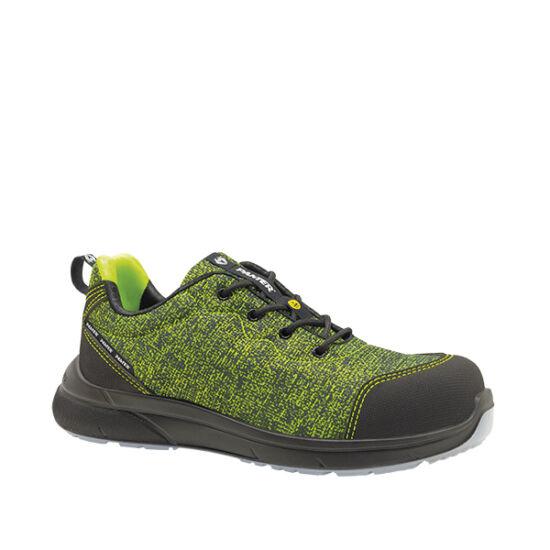 Panter Vita Eco ESD munkavédelmi félcipő zöld színben S3