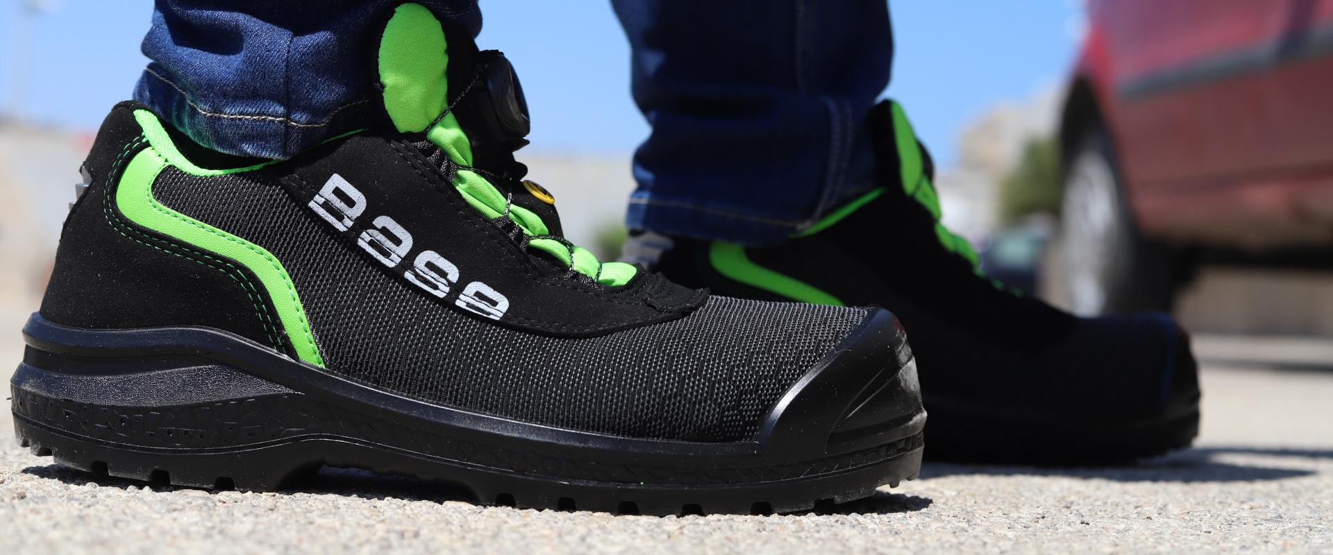 Base munkavédelmi cipők